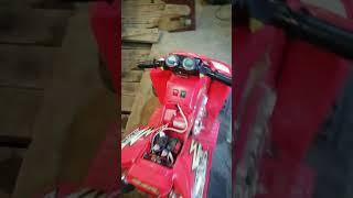 Модернизация и ремонт детского электромобиля, электрического квадроцикла