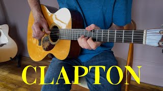 Wonderful Tonight (Eric Clapton) Solo Acoustic Guitar Cover