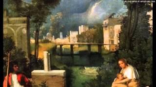Arriva il #temporale, #Tuoni #Tempête - #Marais vs. #Giorgione - Jordi Savall