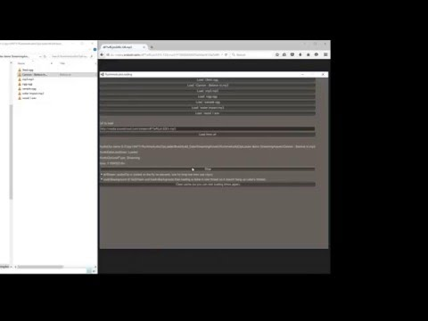 Unity - Runtime AudioClip Loader - Demonstration Video