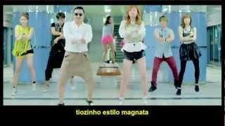 Download PSY - Gangnam Style (Legendado ORIGINAL pt-BR) MP3 song and Music Video
