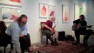 Joe Morris, Stephen Haynes, Jack Wright @ Real Art Ways. Hartford 2-16-14 1/3