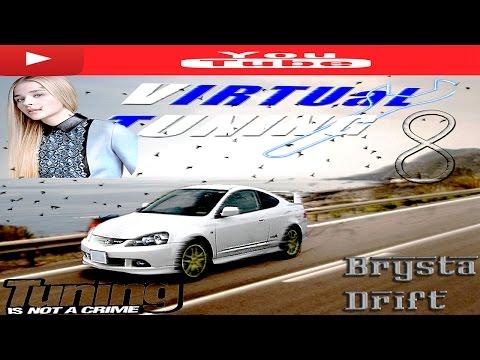 VIRTUaL TUNING EPISODE 8:Acura Integra with CHLOE MORETZ!!