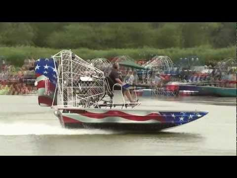 American Airboats Clover