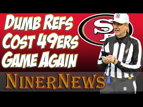 Rams beat 49ers 41-39 - Ref bad call decides game - NinerNews