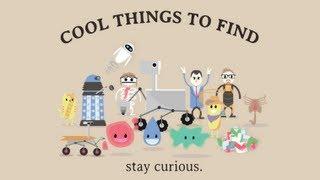 """Cool Things to Find (Parody of """"Dumb Ways to Die"""")"""