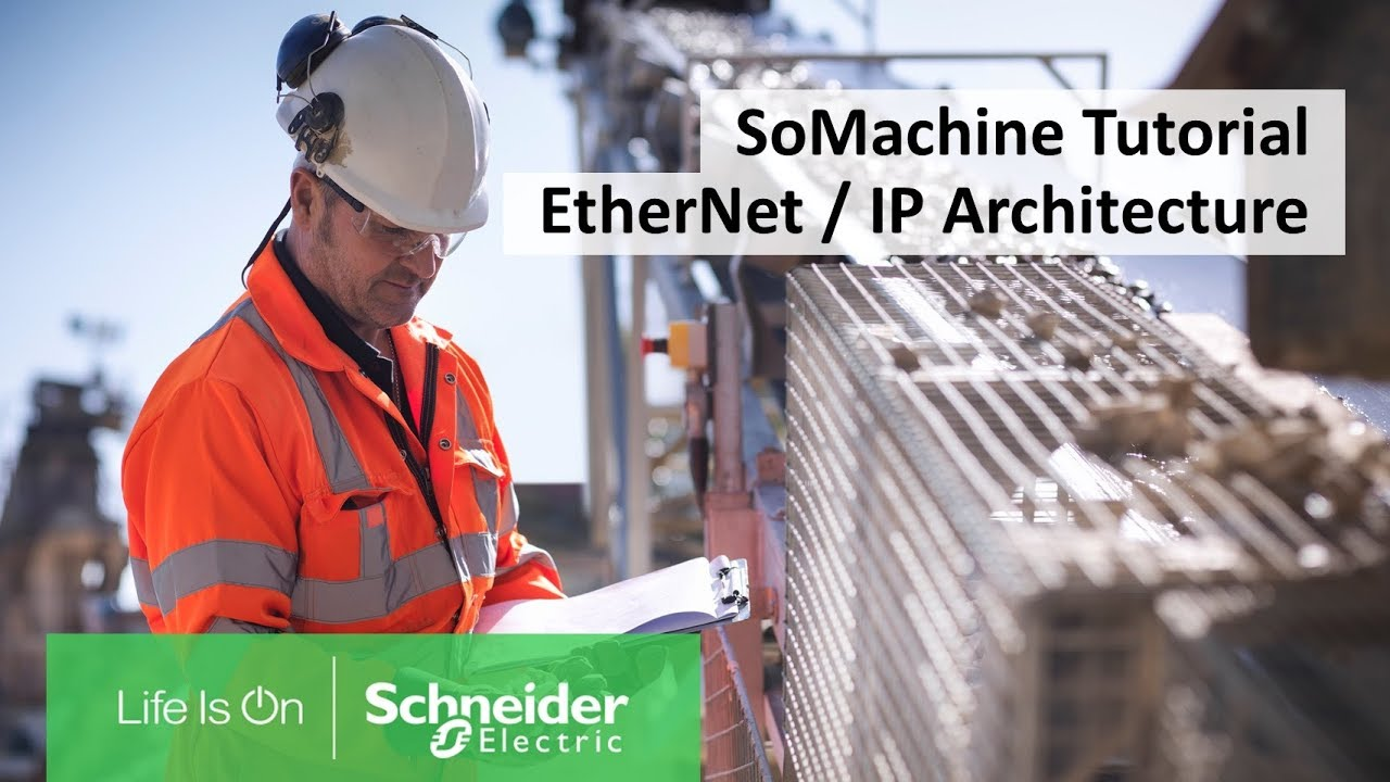 Tutorial somachine ethernetip architecture youtube tutorial somachine ethernetip architecture baditri Images