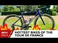 The Hottest Pro Bikes Of The Tour de France 2019