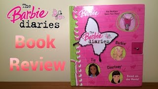 The Barbie Diaries book - pause and read