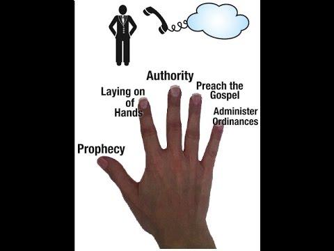 5th Article of Faith