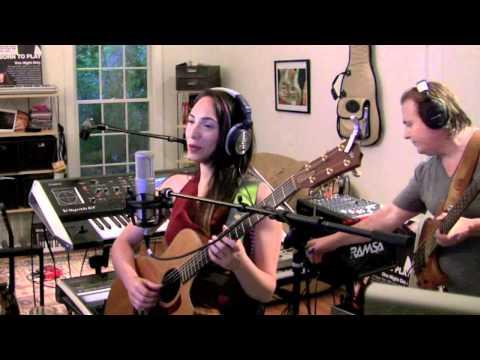 Behind The Scenes - Daria Musk's 1st Google+ Hangout Concert