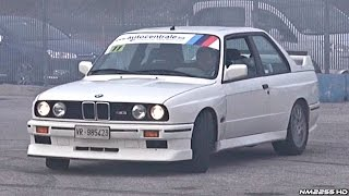 BMW M3 E30 with Group A Intake & Exhaust - BMW's Inline 4 Goodness(This video features a 1989 BMW M3 E30 fitted with Group A intake & exhaust having some fun on the track. The car sounds amazing so make sure you turn up ..., 2016-12-14T13:55:11.000Z)
