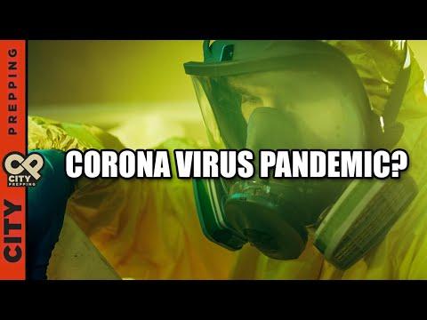 Warning: The Wuhan Coronavirus May Be The Next Big Pandemic