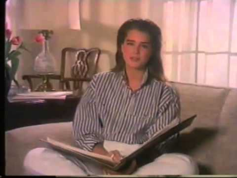 Brooke Shields 1985 New Jersey Tourism Commercial