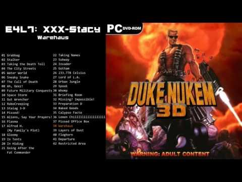 Duke Nukem 3D: Megaton Edition OST - E4L7: XXX-Stacy - Track 38