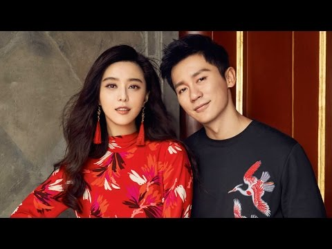 Bing Bing and Li Chen fronts H&M's Chinese New Year 2017 campaign