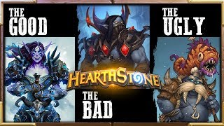 INSANELY LUCKY! | RNG - The Good, The Bad & The Ugly | Hearthstone