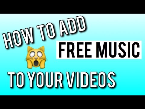 How To Add Music To Your Videos (IOS FREE)