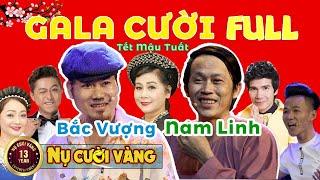 GALA CƯỜI 2018 - Bắc Nam Cùng Cười | Liveshow Hài Vượng Râu Hoài Linh