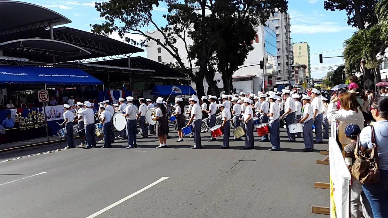 Nuestra Señora De Lourdes: Banda Colegio Nuestra Señora De Lourdes 2015