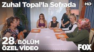 Beğenilen yemeklere 4 puan verilmez! Zuhal Topal'la Sofrada 28. Bölüm