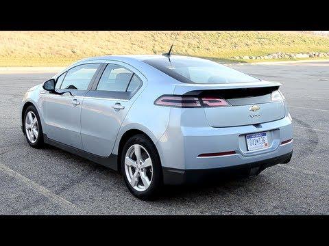 2013 Chevrolet Volt - WR TV POV Test Drive