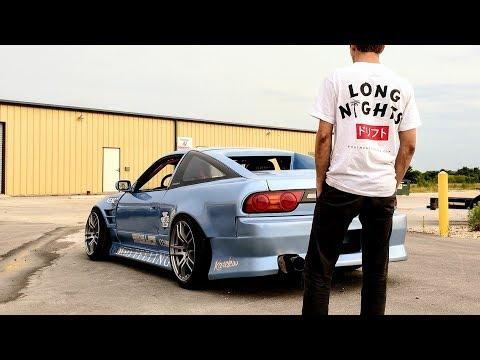 Lone Star Drift TV - Reality drifting TV show at 130 mph?
