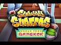 SUBWAY SURFERS BANGKOK THAILAND / Noon Siam Outfit / Turtle Bubble Trail Board Gameplay Video