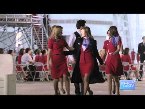 Virgin Australia commercial