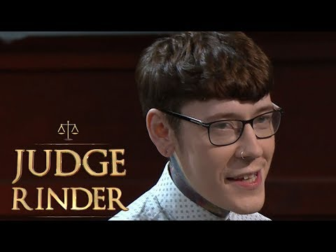 Son Spend His Mother's £4000 Business Loan on a Tattoo   Judge Rinder