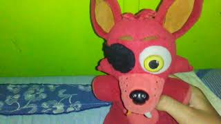 Let me through plush version fnaf