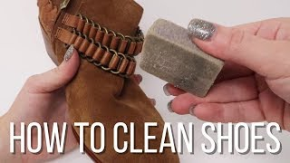 How To Clean Shoes | Tips From A Poshmark Seller