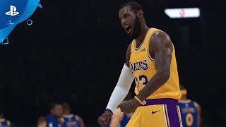NBA 2K19 - Momentous Trailer | PS4