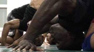 Cheick Kongo, star du combat libre aux USA, inconnu en France