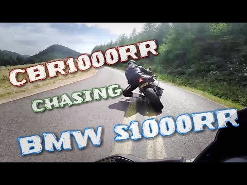 Chasing BMW S1000RR | Massive Group Found by Chance