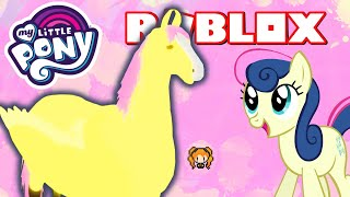 ROBLOX HORSE WORLD New Free MARWARI HORSE with Funny Ears! My Little Pony?!