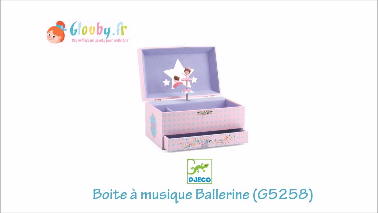 Extrêmement Boite A Musique Ballerine - Fashion Designs CD31