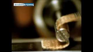 Hi-Speed Flap Peening - 3000 RPM