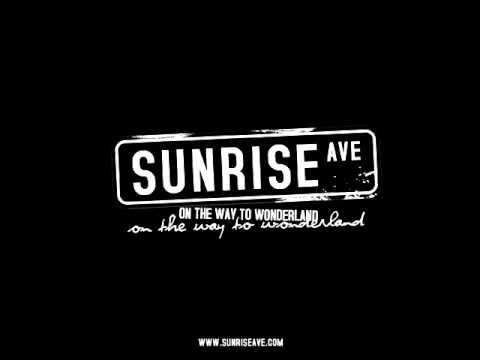 Sunrise Avenue Wonderland