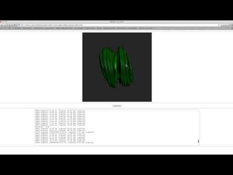 OpenCL to WebCL with Emscripten (QJulia demo)