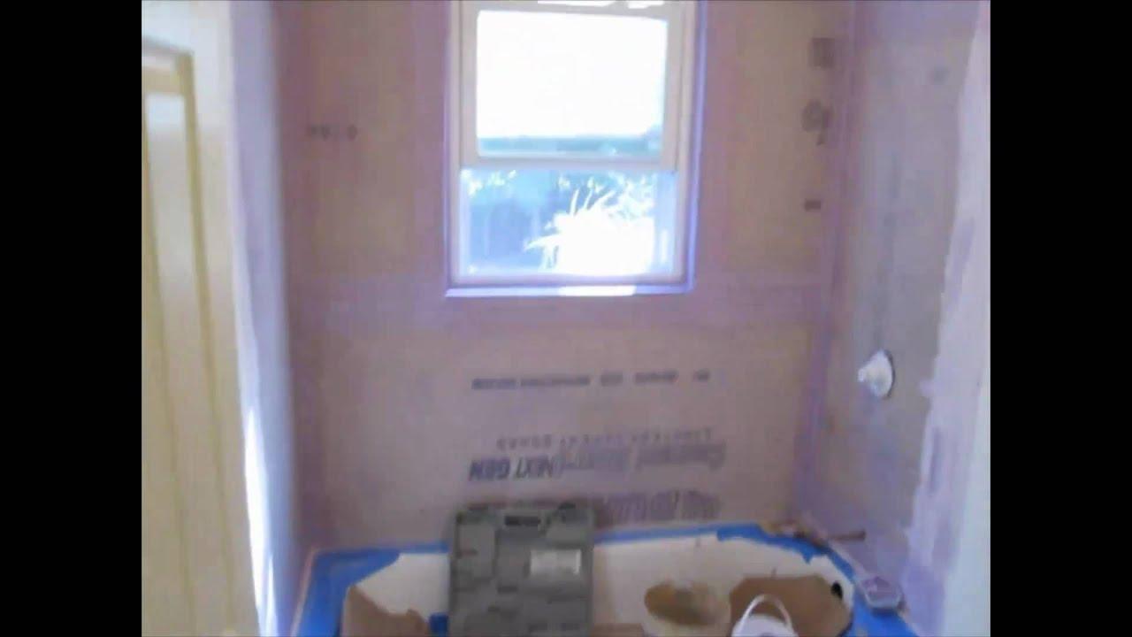 Ceramic Tile Tub area With Window  YouTube