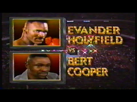 Lewis vs Biggs & Holyfield vs Cooper - Doubleheader, ENTIRE HBO PROGRAM