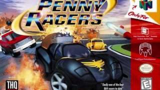 Penny Racers N64 Music - Caves