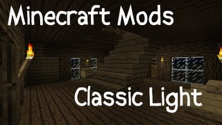 Minecraft Classic Light Mod in 10 Seconds YouTube
