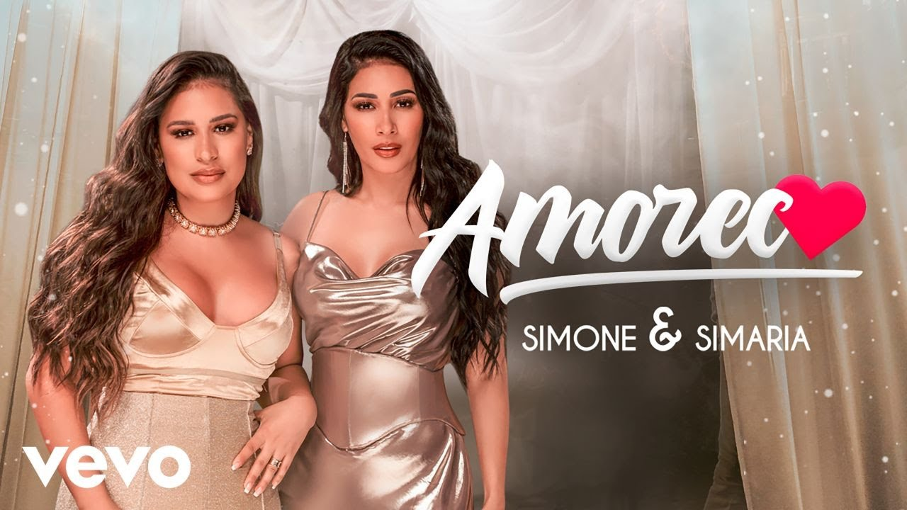 "Thumbnail do vídeo ""Simone & Simaria - Amoreco"""