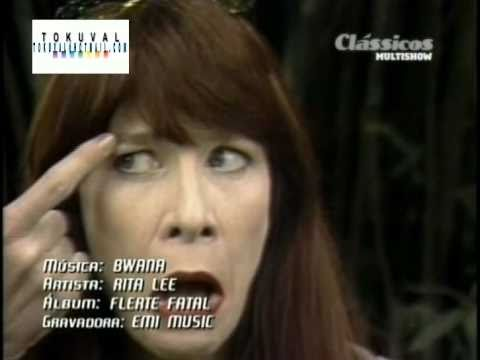 RITA LEE BWANA 1987 ( Video Original )