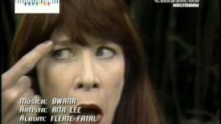 rita lee bwana 1987 video original