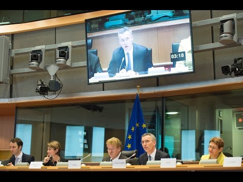 Address to the European Parliament Committee on Foreign Affairs, 23 FEB 2016