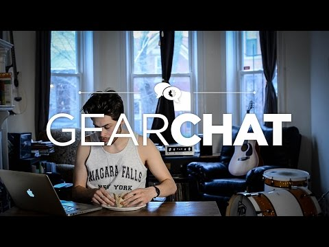 Gear Chat: It's Like Being At Chicago Music Exchange...