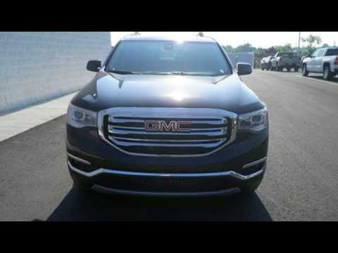 new 2017 gmc acadia conway ar little rock ar 7gt1226 sold youtube. Black Bedroom Furniture Sets. Home Design Ideas